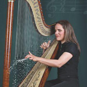 Harfe solo